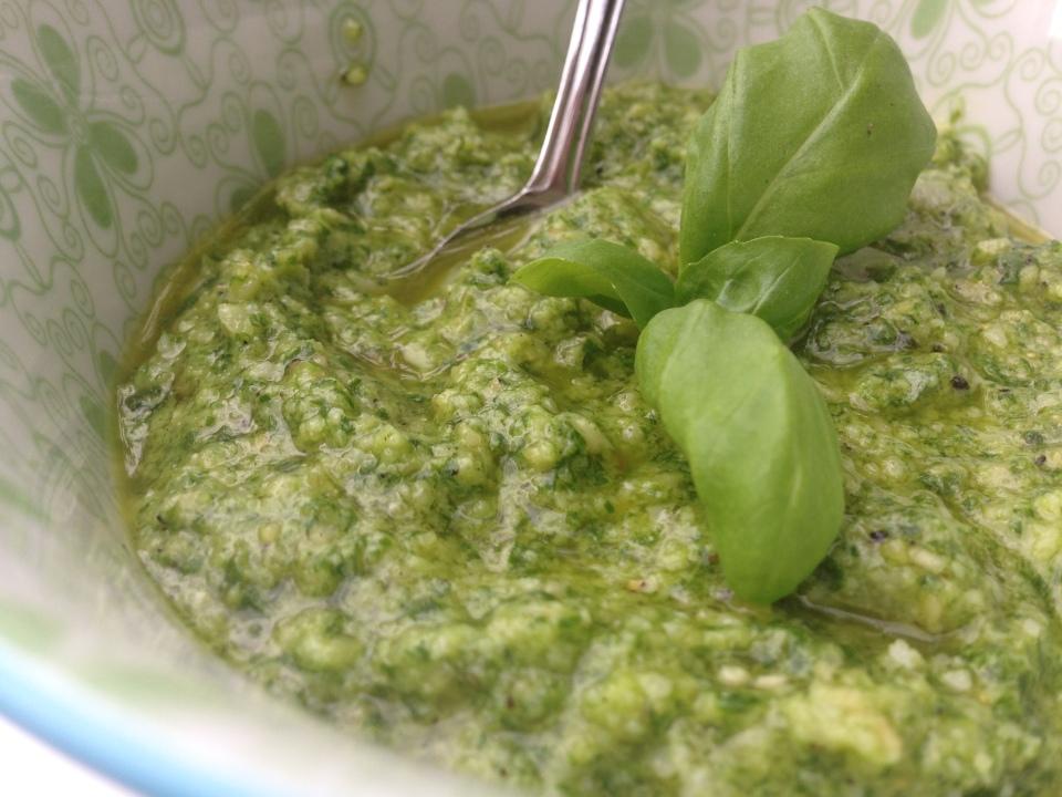 Pesto Genovese van Foodie Fredi