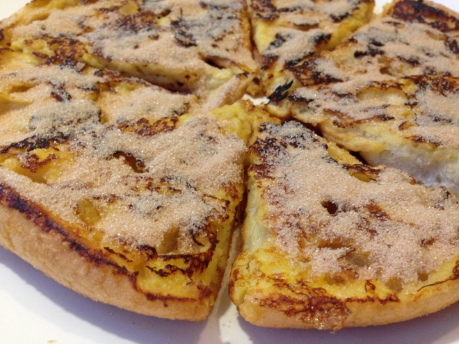 Wentelteefjes met Turks brood van Foodie Fredi