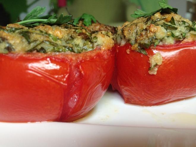 Tomaten uit de oven van Foodie Fredi