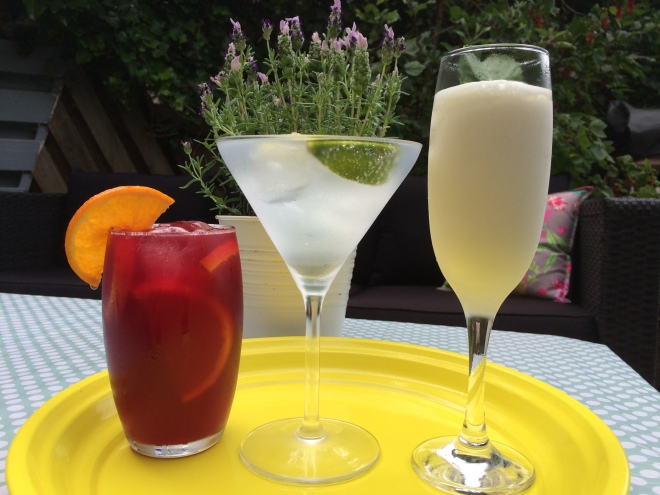 Zomercocktails