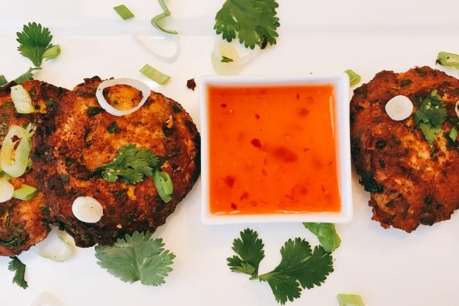 Thaise viskoekjes van FoodieFredi